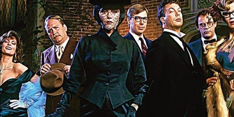 Ultimate CLUE Experience: Halloween at The Academy