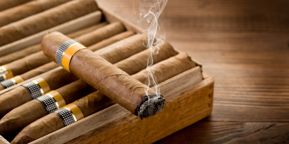 Academy Homeroom: Cigar & Scotch Pairings w/ The Barstool Tender