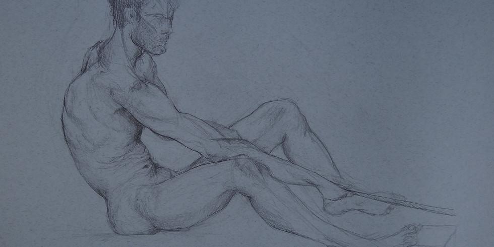Academy Homeroom: Figure Drawing