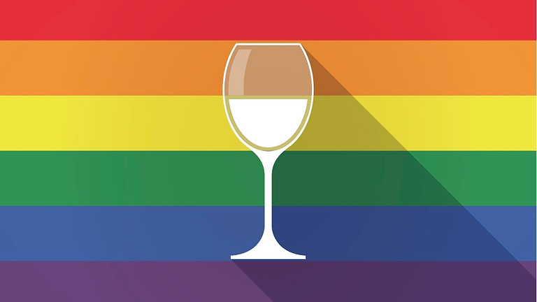 First Annual Pride Wine Fest at The Academy