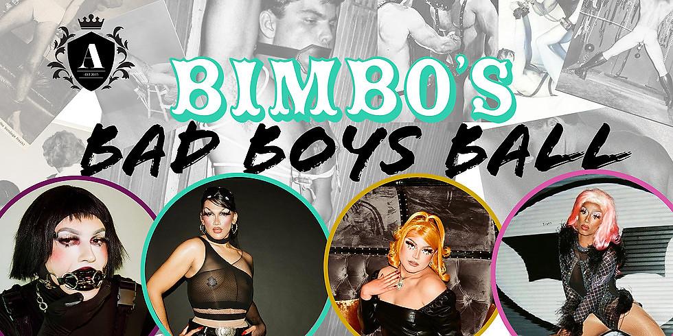 The Academy Presents: Bimbo's Bad Boys Ball