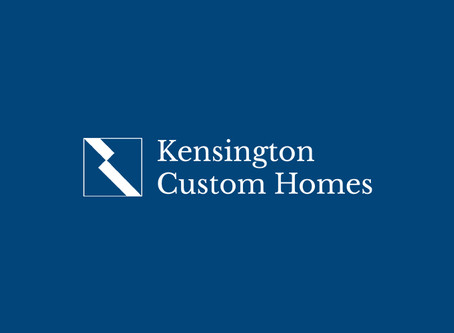 A Blog Is Born - Kensington Custom Homes