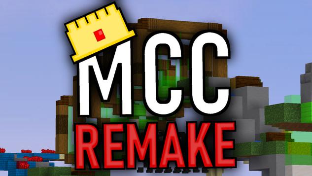 Minecraft Championship Parkour Practice Remake