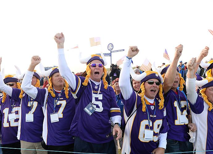VikingsFans - Sports Illustrated