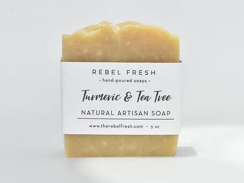 Turmeric & Tea Tree Bar
