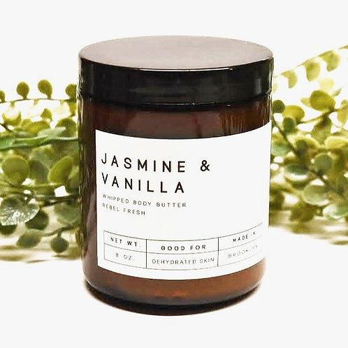 Jasmine & Vanilla Body Butter
