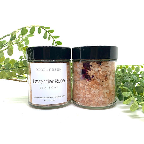 Bath Soak - Lavender Rose