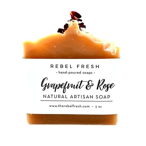 Grapefruit & Rose Bar