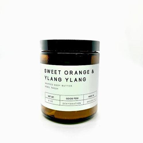 Sweet Orange & Ylang Ylang