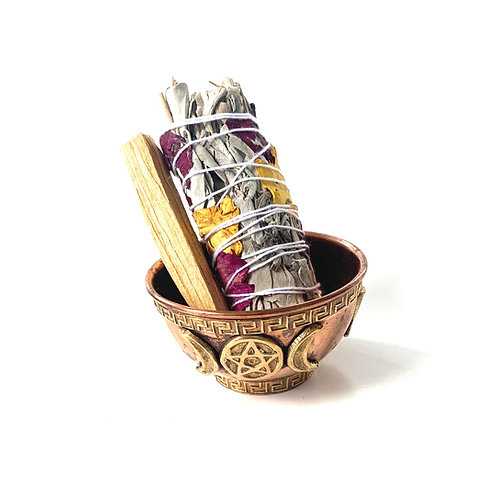 Energy Cleansing Smudge Set