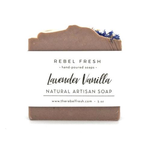 Lavender Vanilla Bar