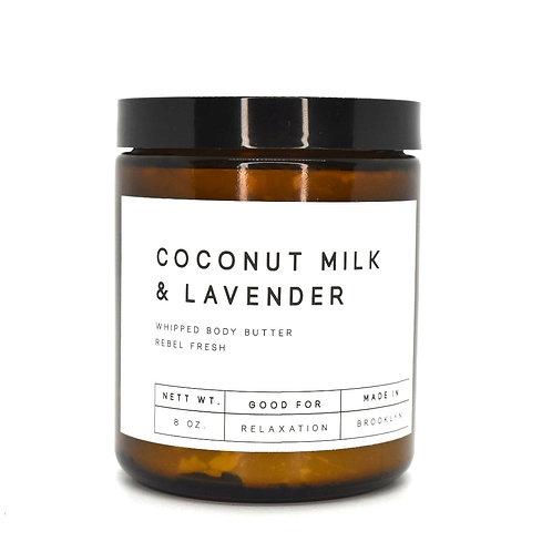 Coconut Milk & Lavender