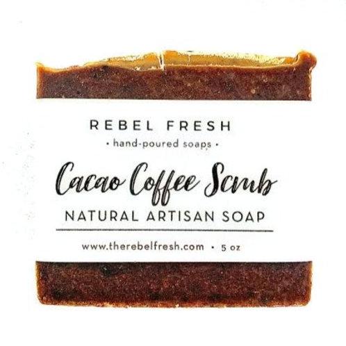 Cacoa Coffee Scrub