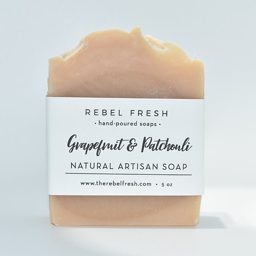 Grapefruit & Patchouli Bar
