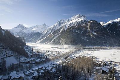 Längenfeld-Ötztal-Tirol