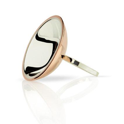 anel concavo