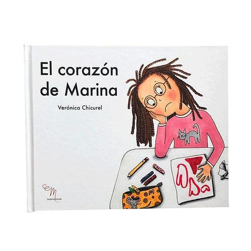Marina´s Heart (Spanish Version)