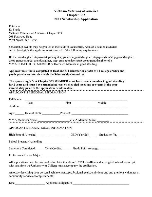 2021 VVA Scholarship Application in.jpg