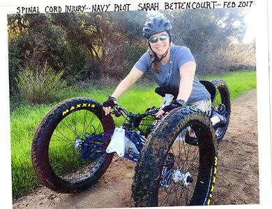 Sarah Bettencourt Hand Cycle.jpg