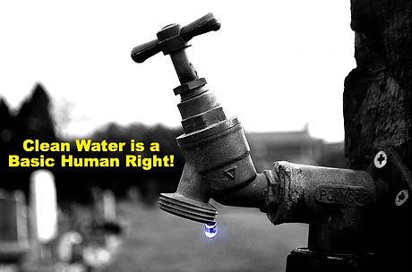 Tottenham water