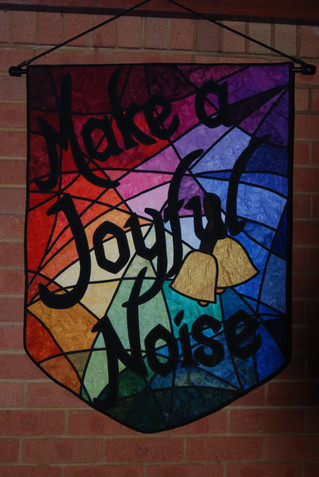 Joyful Noise Banner