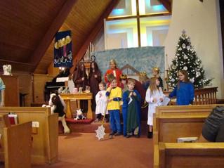 CHRISTMAS WORSHIP!!