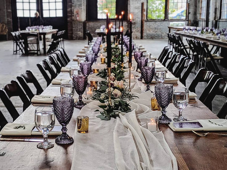 What I changed my mind on for my wedding