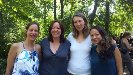 My Intuition & Meditation Workshop experience with Kira Kay
