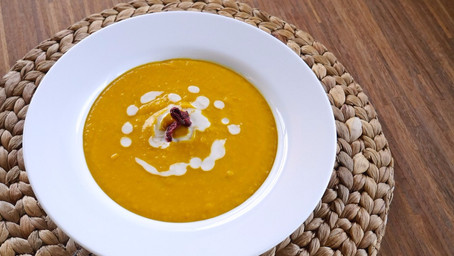 Real Simple Pumpkin Soup