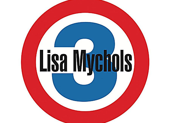 Lisa Mychols 3 (Self-Titled) DIGITAL ONLY