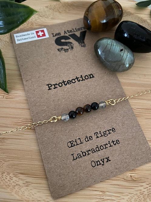 Protection - Bracelet sur chaîne Well'SY