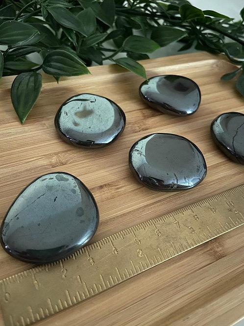 Hématite - (forme galet)