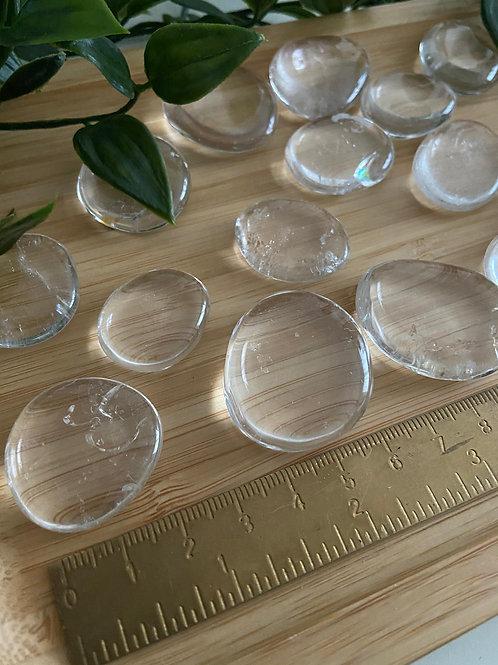 Cristal de Roche - (forme galet)