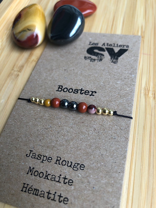 Booster - Bracelet sur fil Well'SY