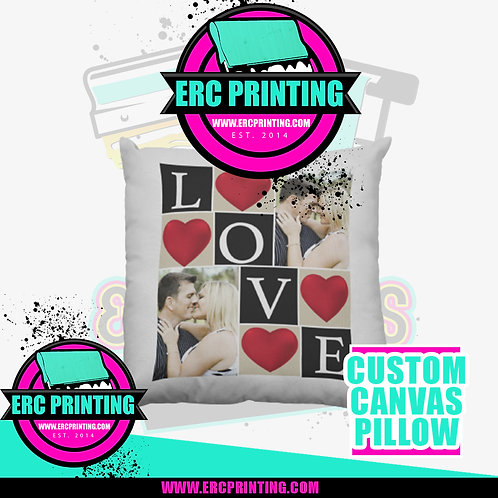 Custom Silky Pillow