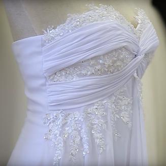 Свадебное платье. Чистка и Хранение.