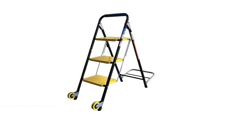 BEETLE 3-step Stool/Hand Trolley