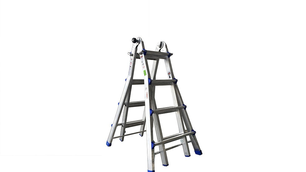 RHINO Aluminium Multi-use Telescopic Ladder