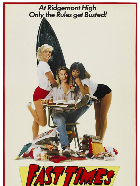 Fast Times at Ridgemont High | Aug. 15
