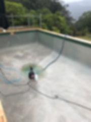 Acid Wash Pool