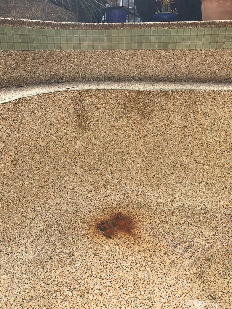 Rust Pool Repairs