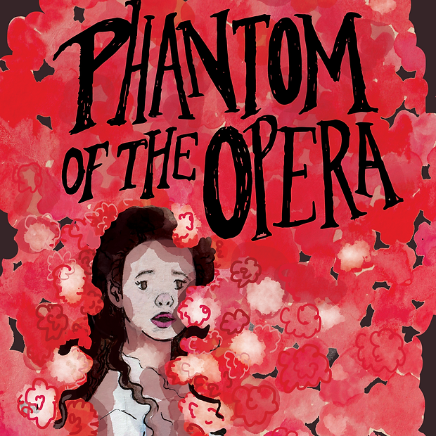 Phantom of the Opera Movie Poster