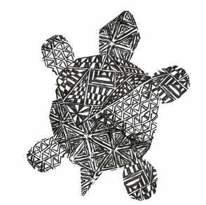Turtle Pictogram