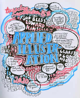 Applied Illustration Syllabus Day