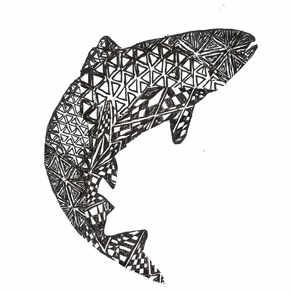 Fish Pictogram