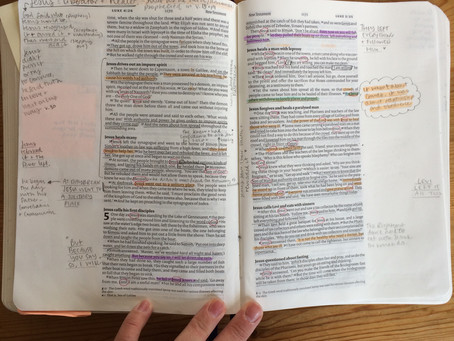 'Bible Basics' Course. Part 6