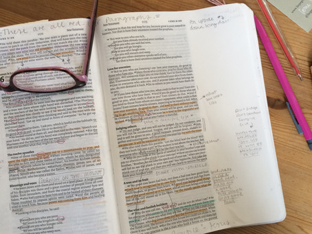 'Bible Basics' Course. Part 8: Expectation and Approach