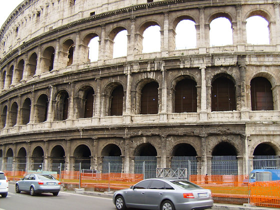 Rome Self Guided Tour