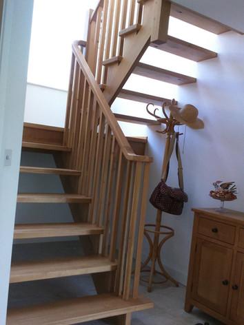 Wallis staircase
