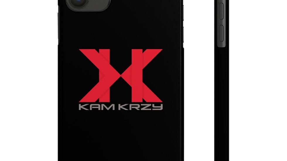 Kam Krzy Case Mate Slim Phone Cases
